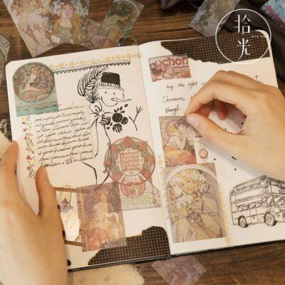 Journal Washi Sticker Pack