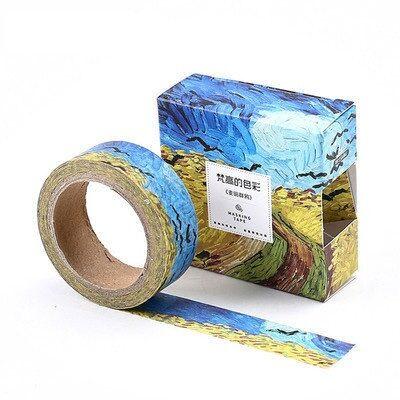 Village Crop Washi Tape